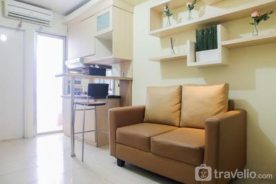 Contemporary 2BR at Green Palace Kalibata City Apartment By Travelio