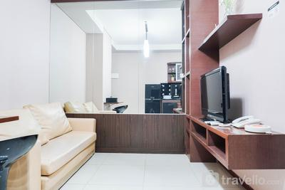Nice and Private 1BR Apartment at Thamrin Residence By Travelio