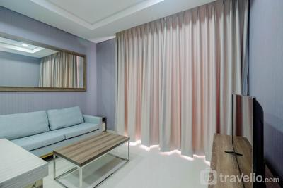 Spacious 2BR at Ciputra International Apartment By Travelio