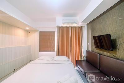 Cozy Stay with Brand New Furnished Studio at Ayodhya Residence Apartment By Travelio