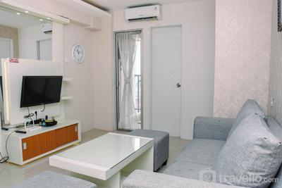 Comfortable Combined Unit 3BR at Bassura City Apartment near Mall By Travelio