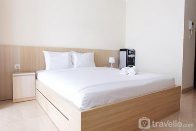 Modern Look Studio Menteng Park Apartment By Travelio