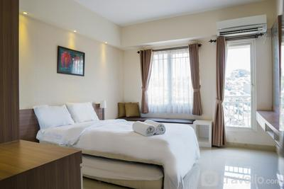Exquisite Studio Apartment at Galeri Ciumbuleuit 2 By Travelio