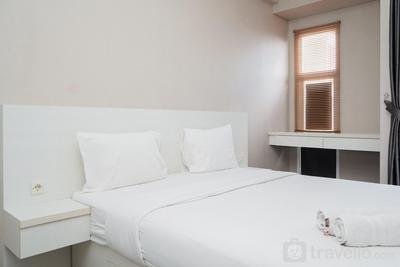 Chic Studio at Akasa Pure Living Apartment By Travelio