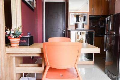 Best Price 2BR Mutiara Bekasi Apartment By Travelio