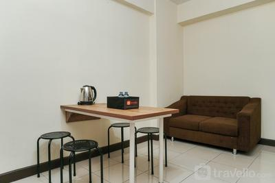 Homey and Simply For 2BR Pluit Sea View Apartment By Travelio