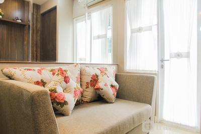 Clean and Comfy 2BR Grand Icon Apartment By Travelio