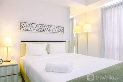 Spacious Studio Apartment @ Azalea Suites By Travelio