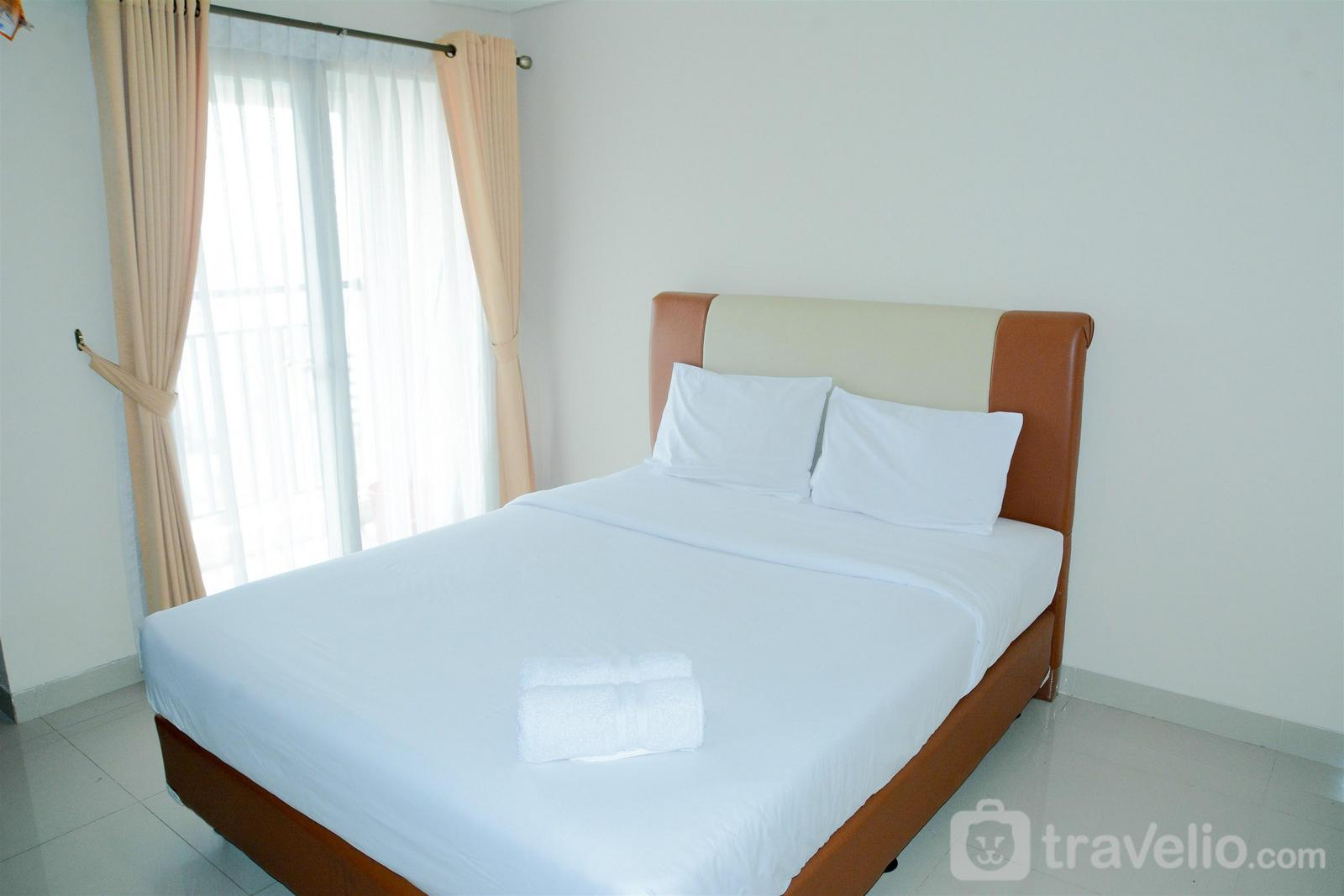 Atria Residences Gading Serpong - Simply Studio Room Atria Residence Apartment near Summarecon Mall By Travelio