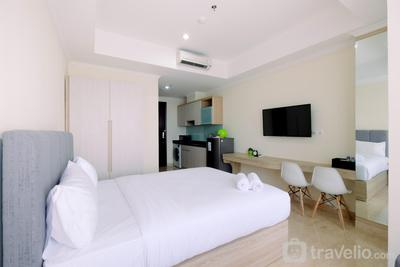 Nice Studio Menteng Park Apartment By Travelio