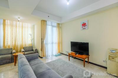 Exclusive with City View 3BR Apartment Bellagio Residence By Travelio