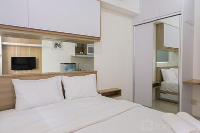Comfy Studio at Silk Town Apartment By Travelio