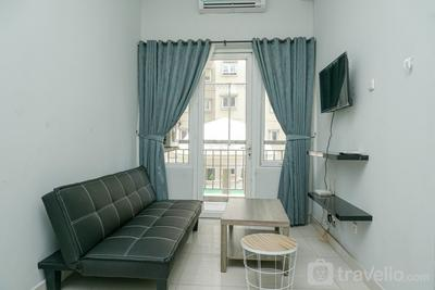 Brand New and Modern 3BR Grand Palace Kemayoran Apartment By Travelio
