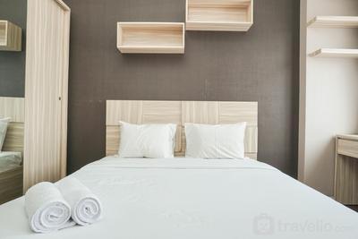 Simply Studio Room Apartment Margonda Residences 5 By Travelio