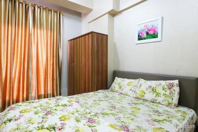 Studio Room @ Adaru Sunter Park View Apartment
